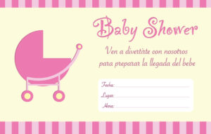 Invitaciones Para Baby Shower Todo Perfecto Para Tu Baby Shower
