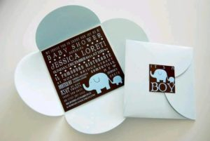 invitaciones para baby shower originales