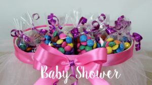 dulces para baby shower
