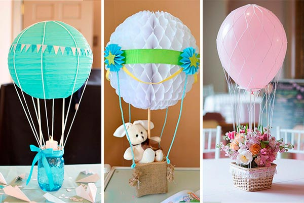 Centros de mesa para baby shower todo perfecto para tu for Mesa baby shower nino