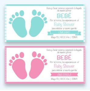 etiquetas para baby shower