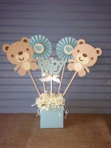 manualidades para baby shower niño